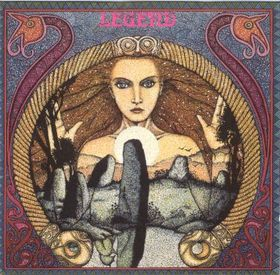 Second Sight by LEGEND album cover
