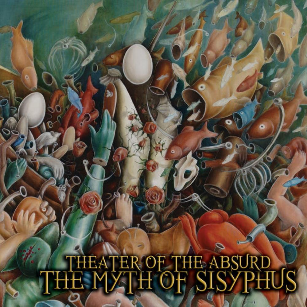 Theater Of The Absurd The Myth Of Sisyphus album cover