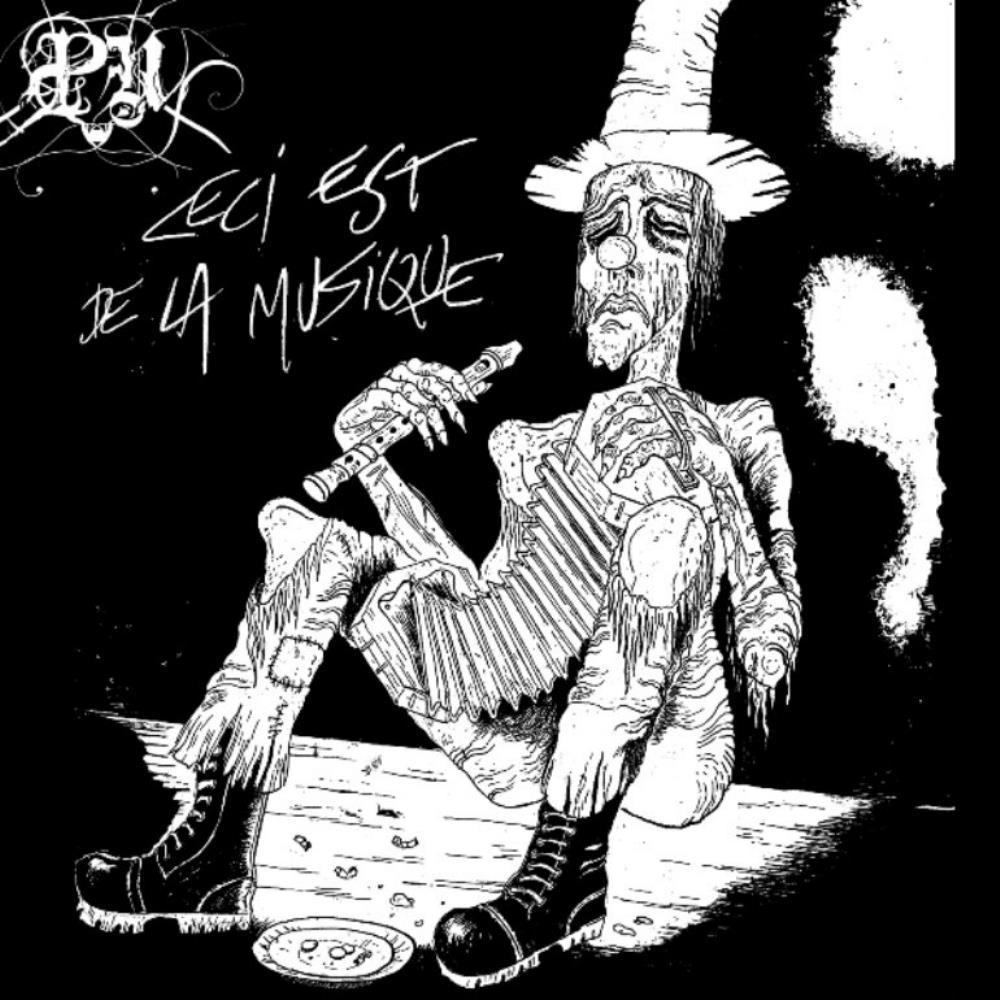 Ceci Est De La Musique by PENSÉES NOCTURNES album cover