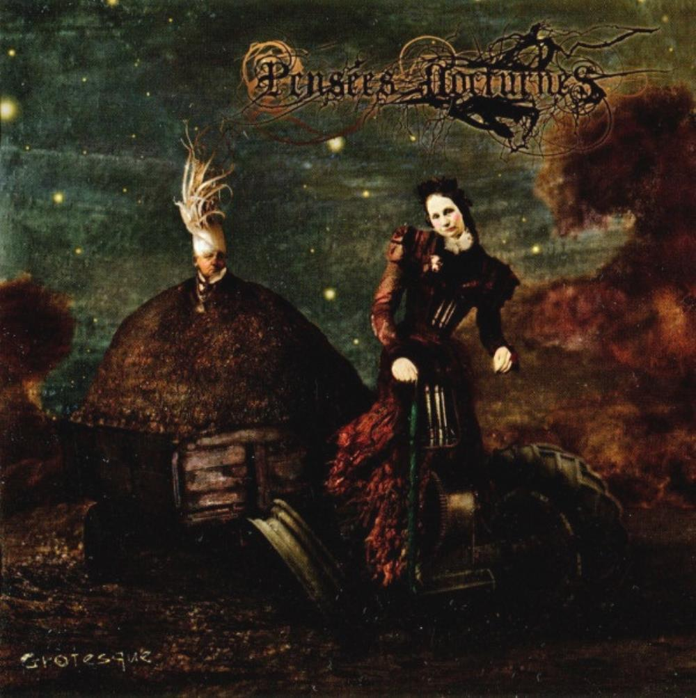 Grotesque by PENSÉES NOCTURNES album cover