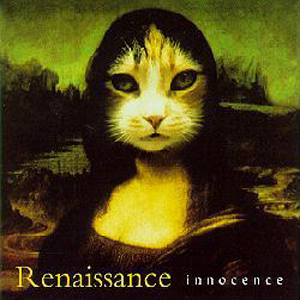 Renaissance - Innocence CD (album) cover