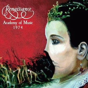 Academy Of Music 1974 by RENAISSANCE album cover
