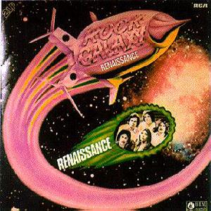 Rock Galaxy by RENAISSANCE album cover