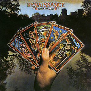 Turn Of The Cards by RENAISSANCE album cover
