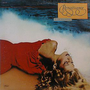 Renaissance - In the Beginning  CD (album) cover