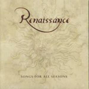 Renaissance Songs For All Seasons album cover