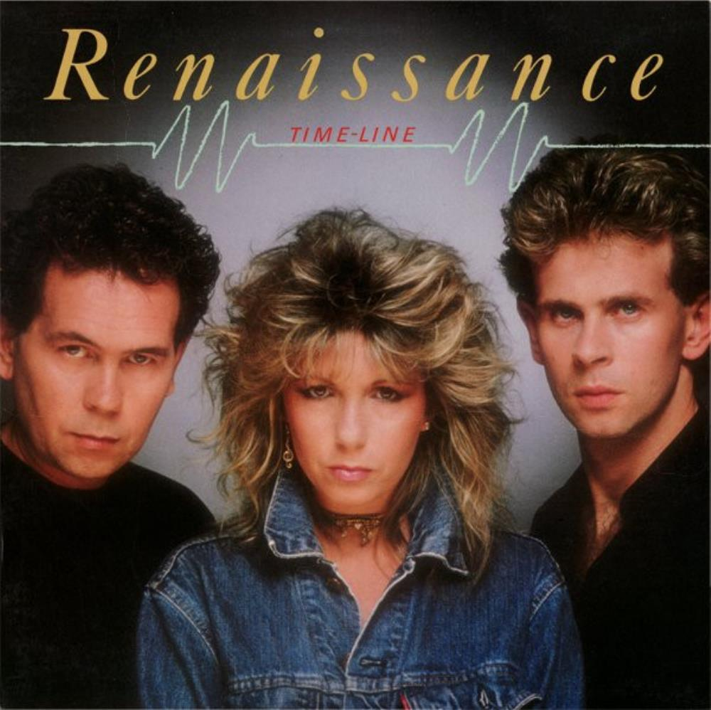 Renaissance - Time-Line CD (album) cover