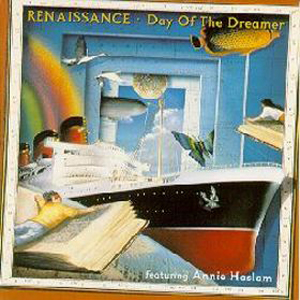 Renaissance - Day of the Dreamer CD (album) cover