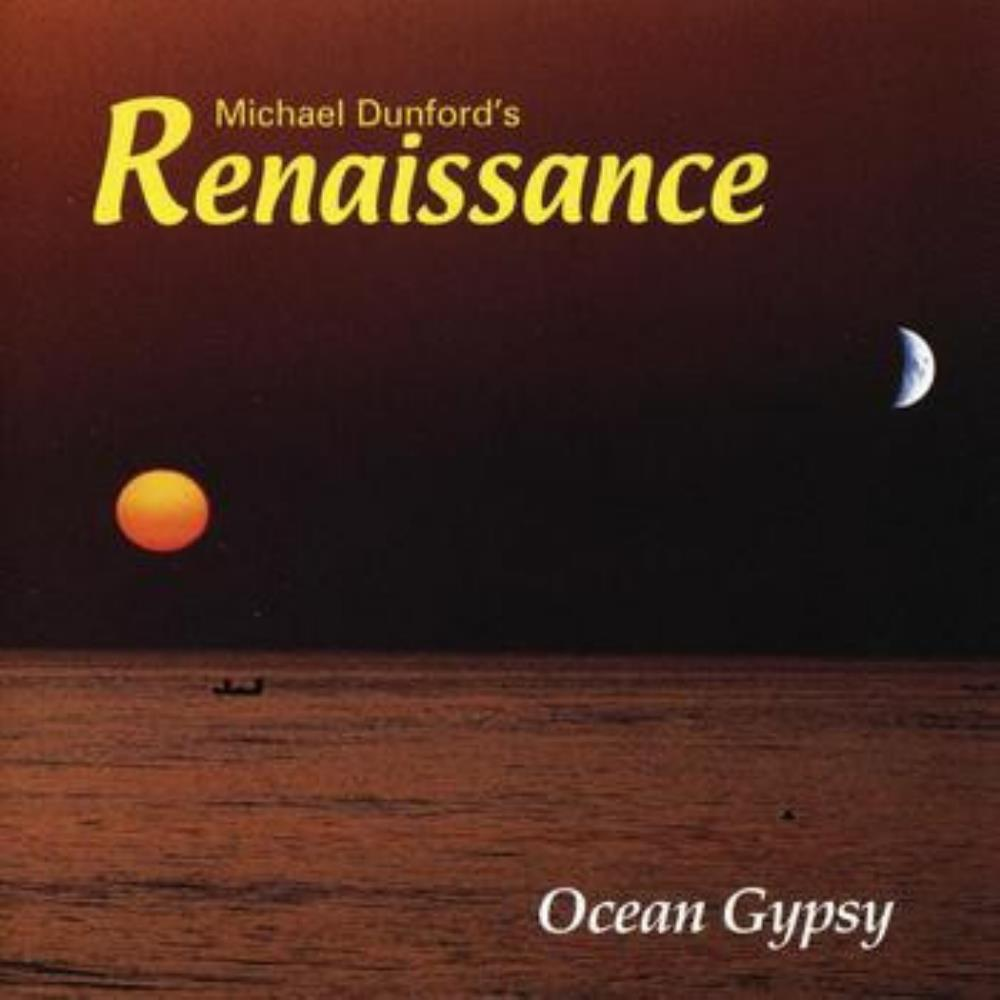 Renaissance - Ocean Gypsy CD (album) cover