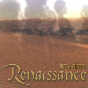 Renaissance - Live + Direct CD (album) cover