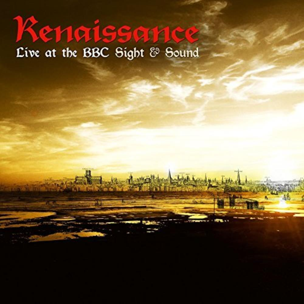 Renaissance - Live at the BBC Sight & Sound CD (album) cover