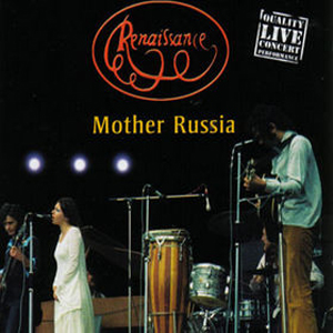 Renaissance - Mother Russia CD (album) cover