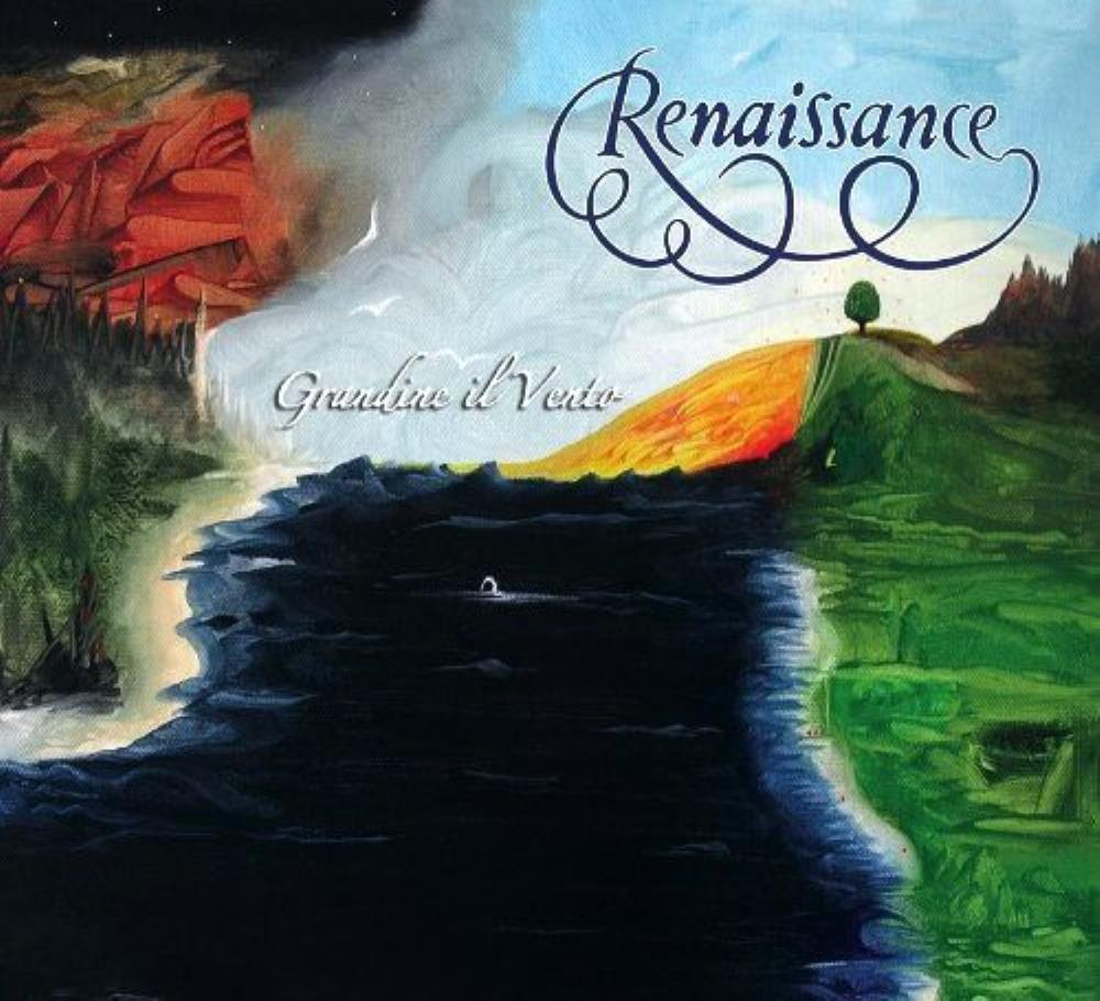 Renaissance - Grandine Il Vento [Aka: Symphony Of Light] CD (album) cover