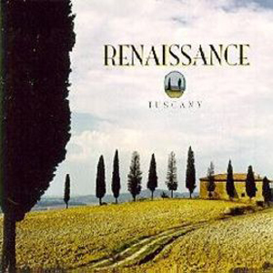 Renaissance - Tuscany CD (album) cover