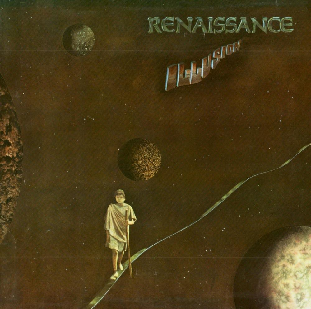 Renaissance - Illusion CD (album) cover