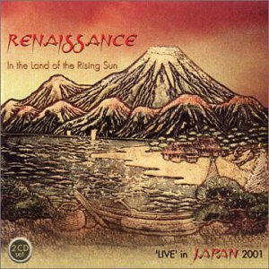 Renaissance - In The Land Of The Rising Sun CD (album) cover