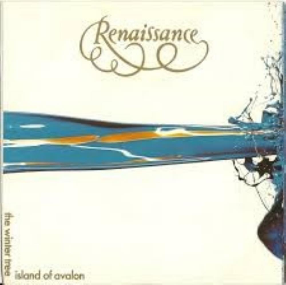 Renaissance The Winter Tree / Island of Avalon album cover