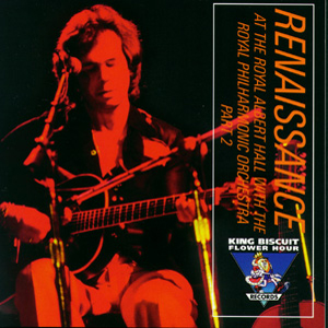 Renaissance Live at the Royal Albert Hall with the Royal Philharmonic Orchestra Part 2 album cover