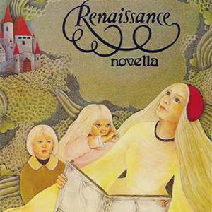 Renaissance - Novella CD (album) cover
