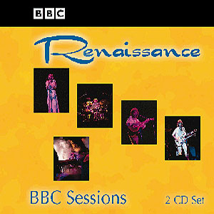 Renaissance - BBC Sessions  CD (album) cover