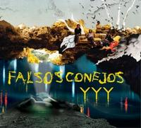 YYY by FALSOS CONEJOS album cover