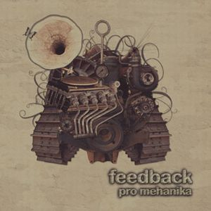 Feedback - Pro Mehanika CD (album) cover