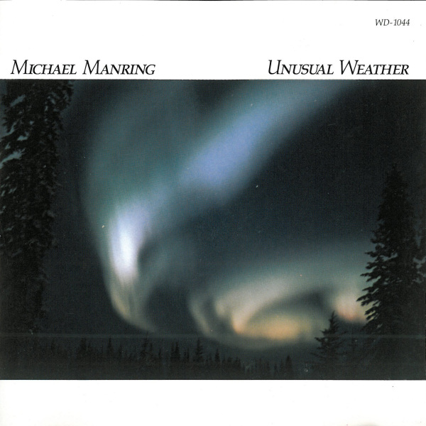 Michael Manring Unusual Weather album cover