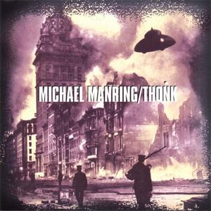 Michael Manring Thonk album cover