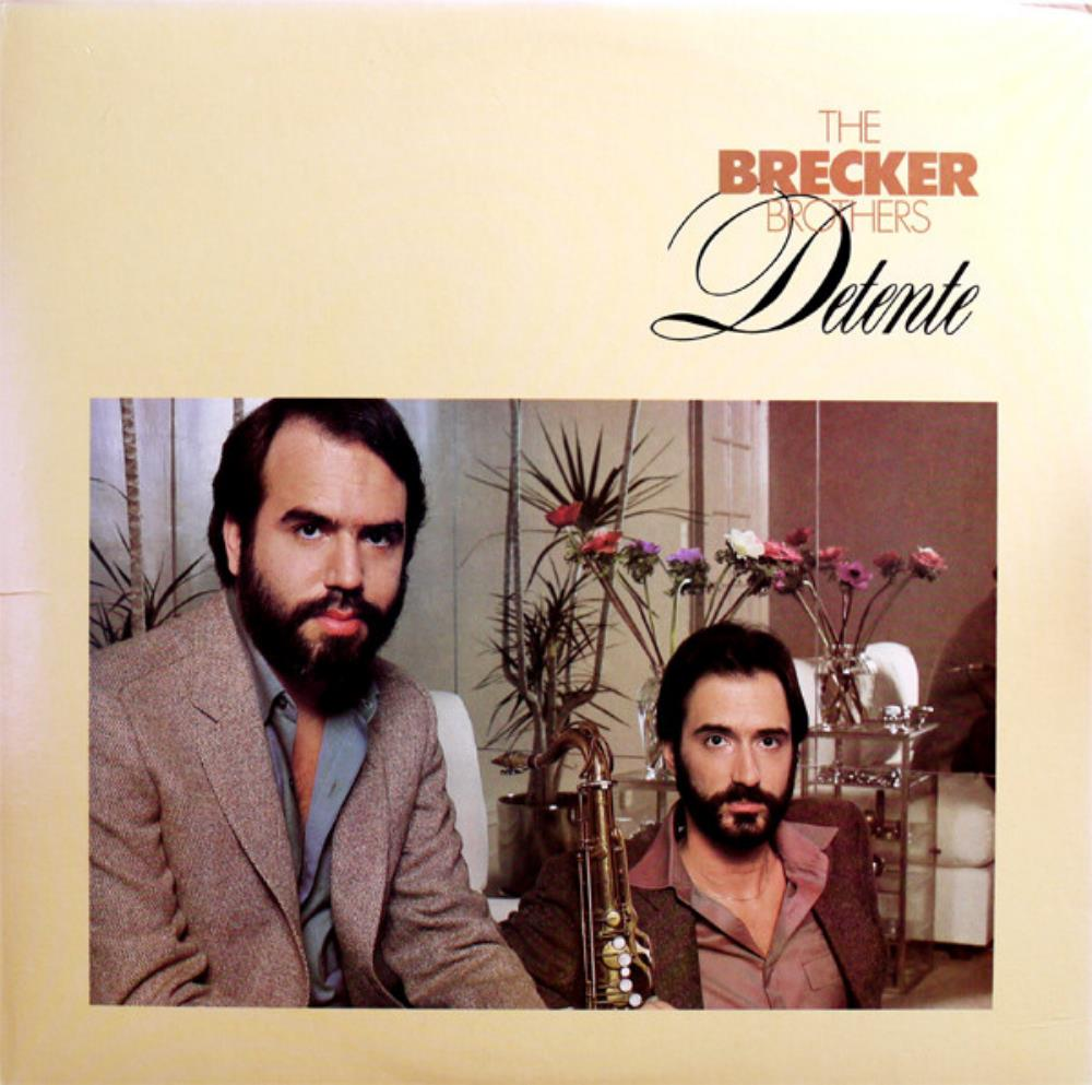 The Brecker Brothers Detente album cover