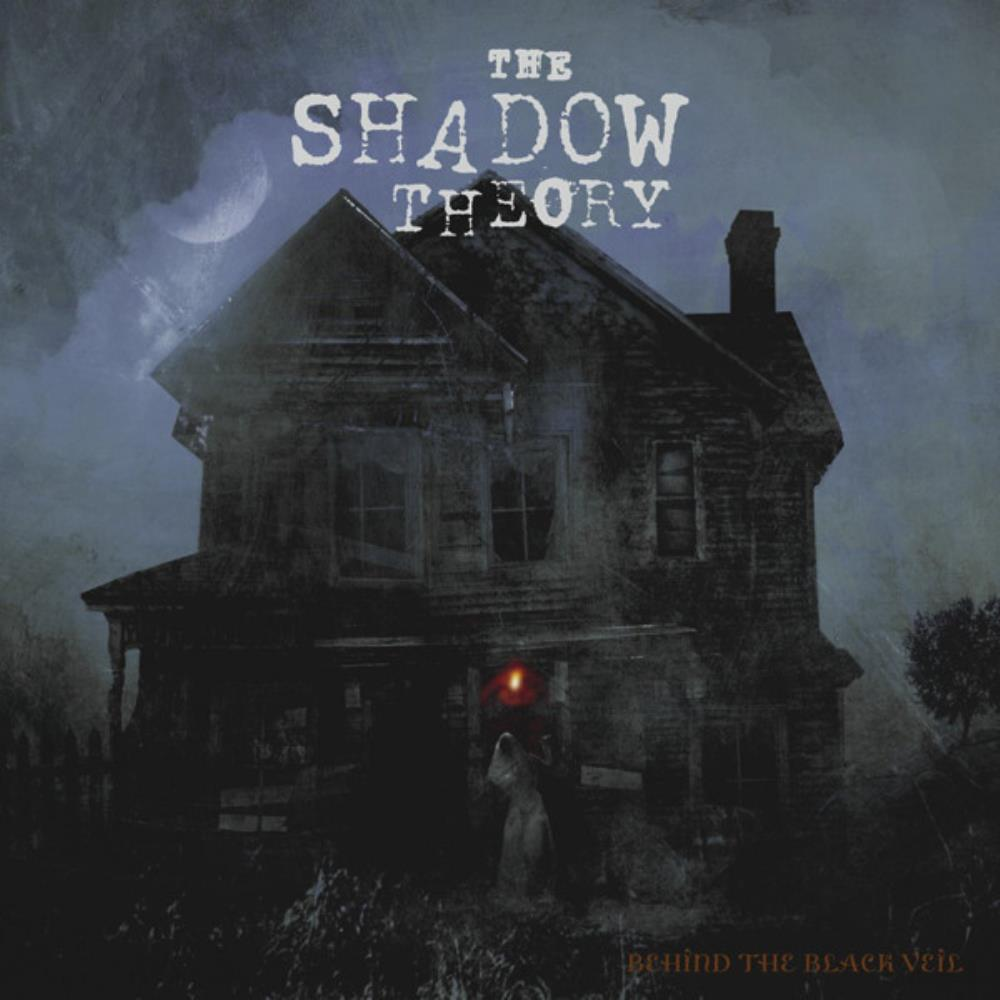 The Shadow Theory Behind The Black Veil album cover