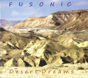 Fusonic - Desert Dreams CD (album) cover