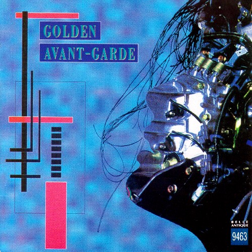 Golden Avant-Garde by GOLDEN AVANT-GARDE album cover