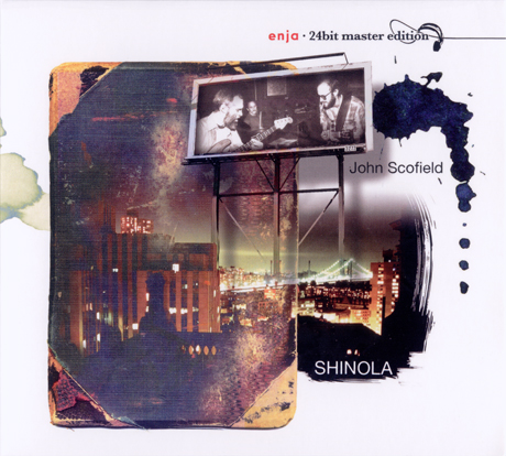 John Scofield Shinola album cover