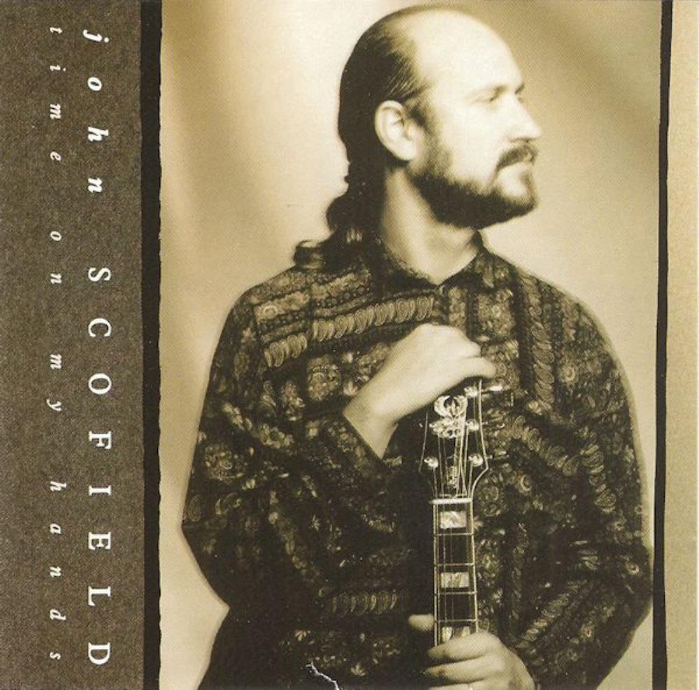 John Scofield Time On My Hands album cover