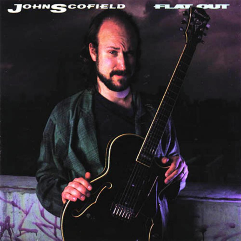 John Scofield - Flat Out CD (album) cover