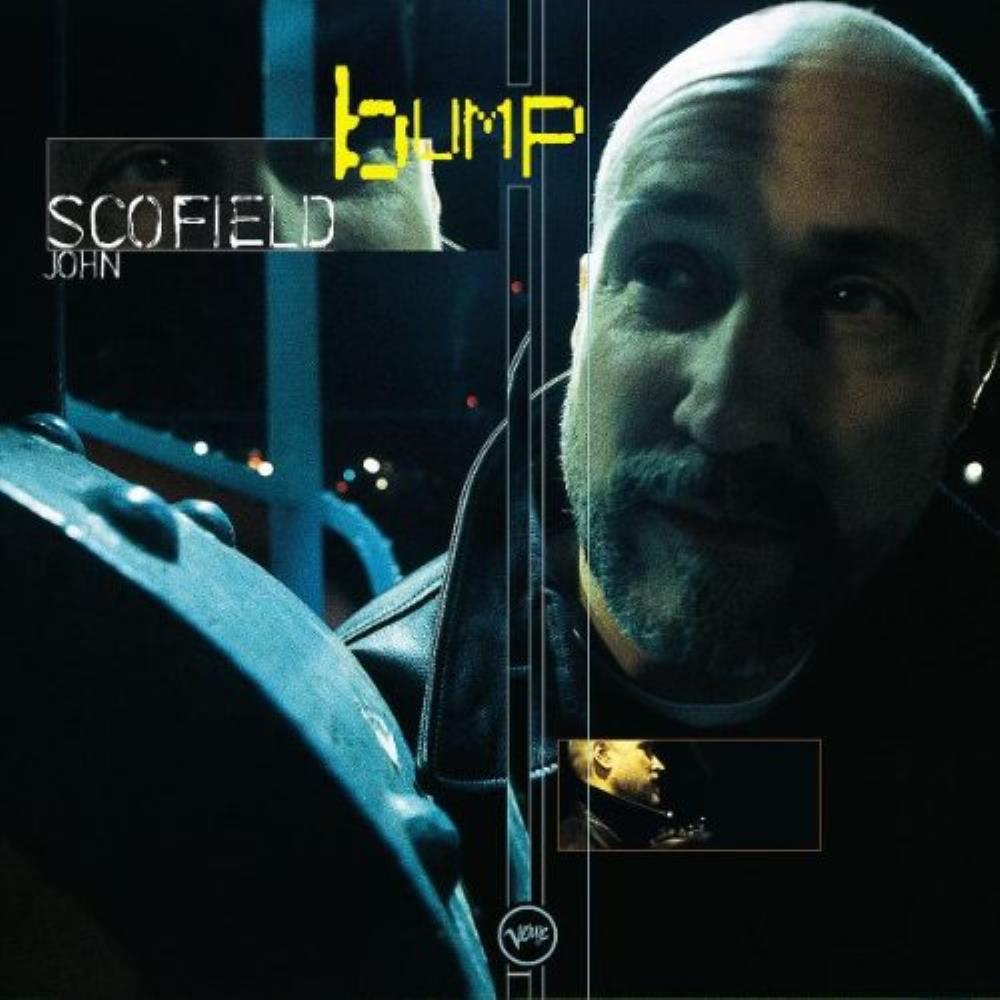 John Scofield - Bump CD (album) cover