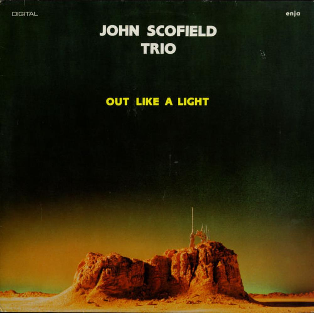 John Scofield John Scofield Trio: Out Like A Light album cover
