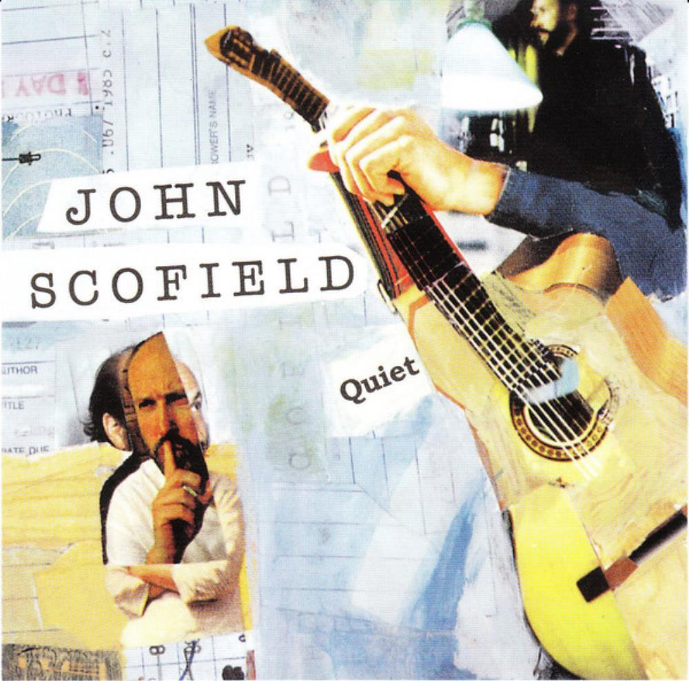 John Scofield Quiet album cover