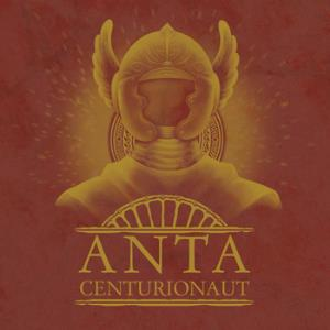 Centurionaut by ANTA album cover