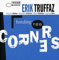 Bending New Corners by TRUFFAZ, ERIK album cover