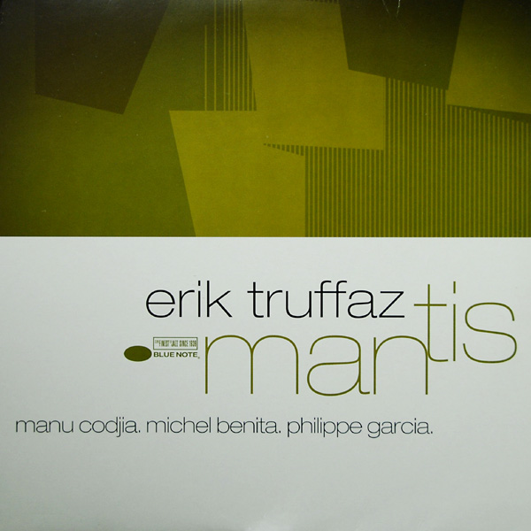 Erik Truffaz Mantis album cover