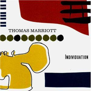 Thomas Marriott Individuation album cover
