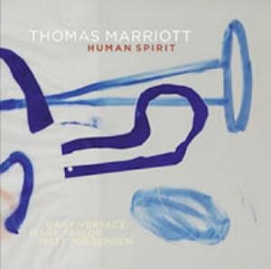 Thomas Marriott Human Spirit album cover