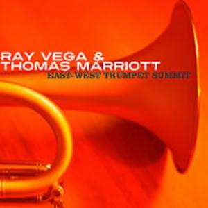 Thomas Marriott East - West Trumpet Summit album cover