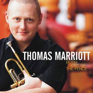 Thomas Marriott - Both Sides Of The Fence CD (album) cover