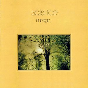 Solstice - Mirage CD (album) cover