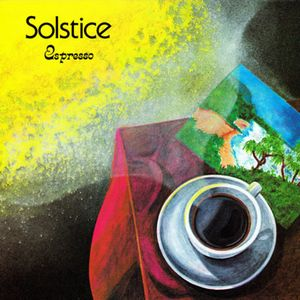 Solstice - Espresso CD (album) cover