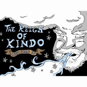 The Reign of Kindo Christmas EP album cover