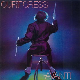 Curt Cress Avanti album cover