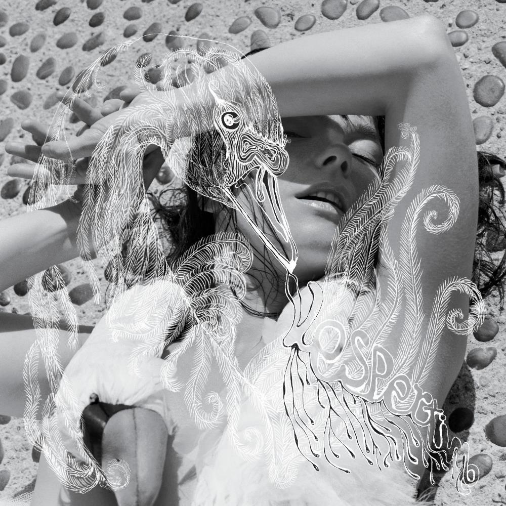 Vespertine by BJÖRK album cover